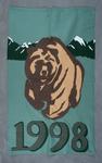 University of Montana-Missoula Commencement Banner, 1998