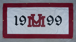 University of Montana-Missoula Commencement Banner, 1999