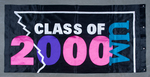 University of Montana-Missoula Commencement Banner, 2000