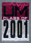 University of Montana-Missoula Commencement Banner, 2001 by University of Montana--Missoula