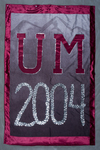 University of Montana-Missoula Commencement Banner, 2004 by University of Montana--Missoula