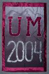 University of Montana-Missoula Commencement Banner, 2004