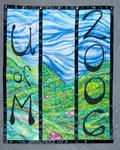 University of Montana-Missoula Commencement Banner, 2006