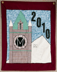 University of Montana-Missoula Commencement Banner, 2010 by University of Montana--Missoula