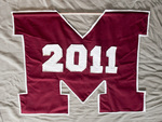 University of Montana-Missoula Commencement Banner, 2011 by University of Montana--Missoula