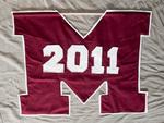 University of Montana-Missoula Commencement Banner, 2011