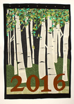 University of Montana-Missoula Commencement Banner, 2016 by University of Montana--Missoula