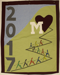 University of Montana-Missoula Commencement Banner, 2017 by University of Montana--Missoula