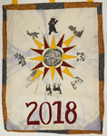 University of Montana-Missoula Commencement Banner, 2018 by University of Montana--Missoula
