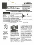 Women's Studies Program Newsletter, Spring 2003 by University of Montana--Missoula. Department of Women's Studies