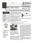 Women's Studies Program Newsletter, Spring 2003