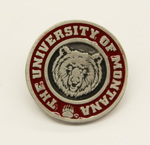University of Montana Pin by University of Montana--Missoula.