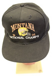 Black Griz Baseball Cap by University of Montana--Missoula.