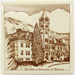 Etched Tile by University of Montana--Missoula.