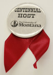 Centennial Host Button by University of Montana--Missoula.