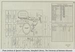 1921 Inventory Map by T. G. Swearingen