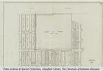 1921 Property Map by T. G. Swearingen