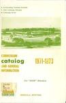 Missoula VoTech Course Catalog, 1971-1973