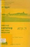 Missoula VoTech Course Catalog, 1973-1975 by Missoula Vo Tech