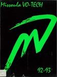 Missoula VoTech Course Catalog, 1992-1993