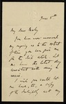 Letter from Matthew Arnold to John Morley