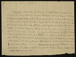 Manuscript of Thomas de Quincey's essay 'Anecdotage'
