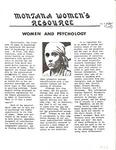 The Montana Women's Resource, 1977