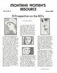 The Montana Women's Resource, Winter 1980