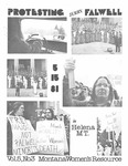 The Montana Women's Resource, Summer 1981 by University of Montana (Missoula, Mont. : 1965-1994). Women's Resource Center